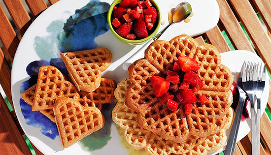 reteta vafe - waffle