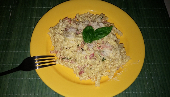 paste carbonara - reteat italiana